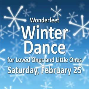 Wonderfeet Winter Dance at The Palms @ The Palms | Rutland | Vermont | United States